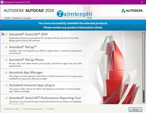 Guide to autocad 2019 on computer 8