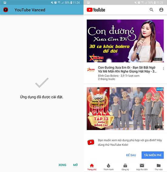 How to set up youtube youtube is not recommended 4
