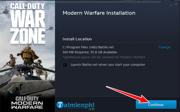 Guide to setting call of duty warzone on PC 3