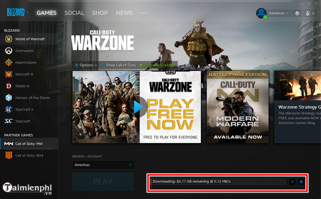 Guide to setting call of duty warzone on PC 7