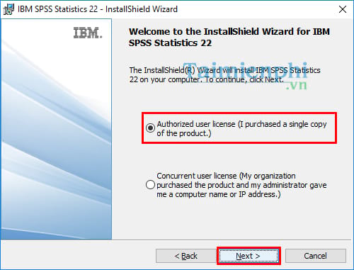 Installing SPSS on Computer 4
