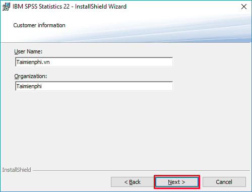 How to install spss on your computer 6