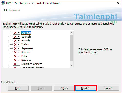 guide to install spss on computer 7