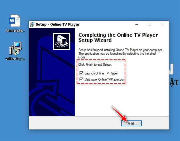 guide online tv player 8