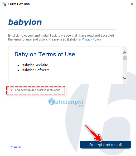 guide and use babylon 4
