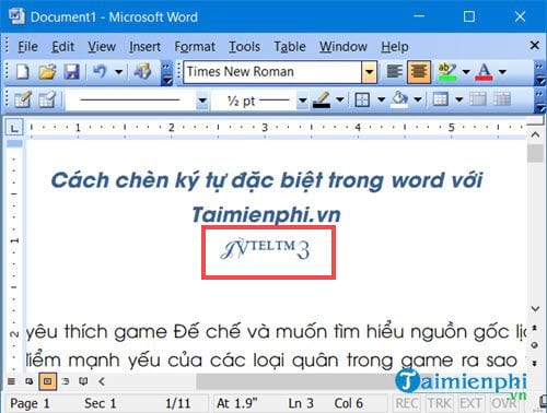 guide to writing special words on word 14
