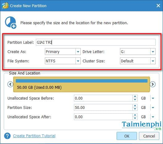 guide to share in minitool partition wizard 8