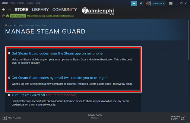 Guide to share the game in Steam Stream for others 4