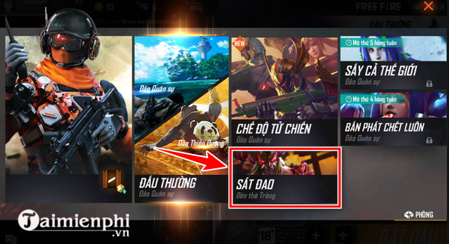 guide to play garena sat free fire day du nhat 3