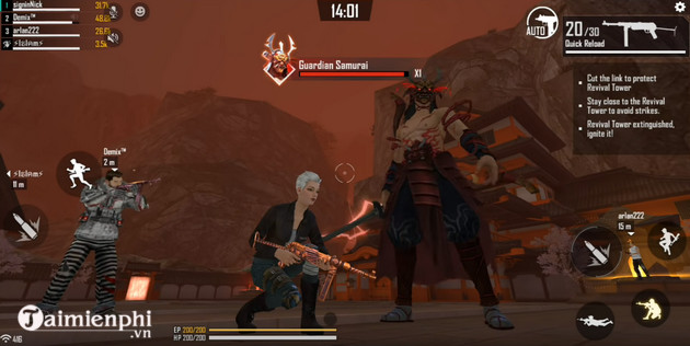 guide to play garena sat free fire day du nhat 6