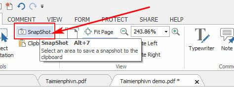 Guide to copy the data in pdf file 10