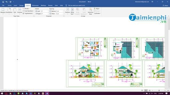 Guide to copy autocad image to word excel 9