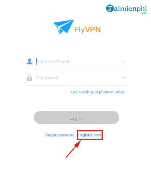 How to register and how to flyvpn 2