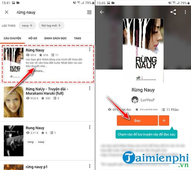 guide reading on wattpad 5