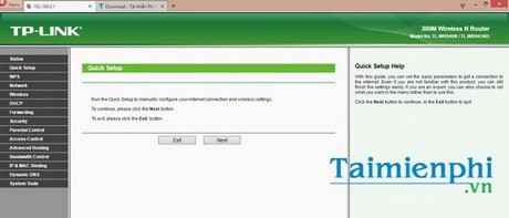 how to manage wifi admin tplink