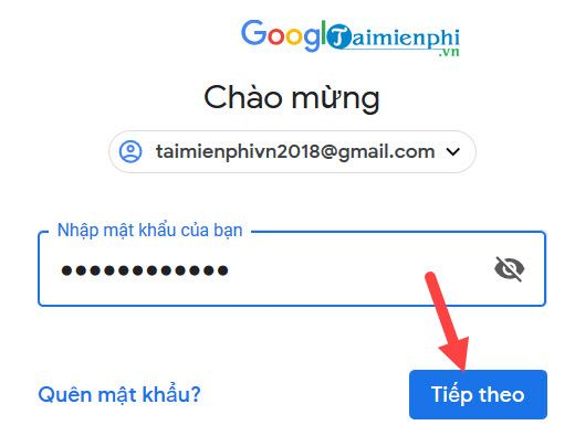 Guide to new gmail password in 2020 3