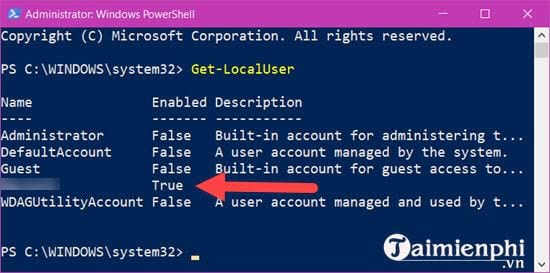 guide to windows 10 state powershell 4