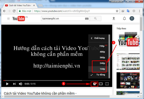 How to watch videos without videos on YouTube 4