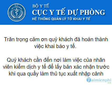 guide how to make online online at tokhaiyte vn 8