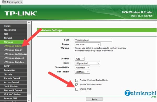 guide to wifi connection with tp link 2 vegetables 7