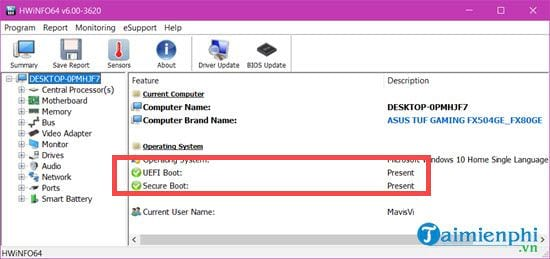 guide to check in uefi or bios mbr or gpt 6
