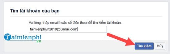 How to reset Facebook password to hack password and email registration 3