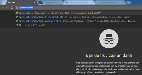 guide to the history of web browsing in google chrome's privacy list 6