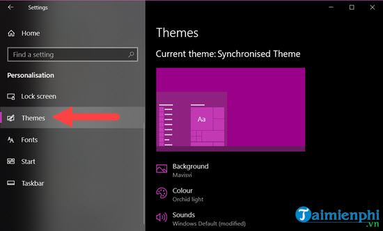 guide to share theme on windows 10 4
