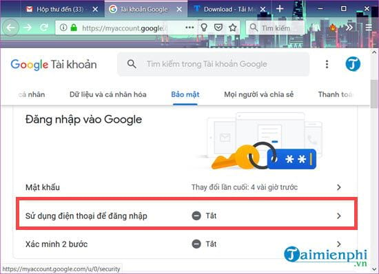 guide the way to receive google music on your phone when you sign in to gmail 5