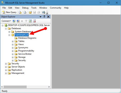 guide to save and restore 2008 sql quickly