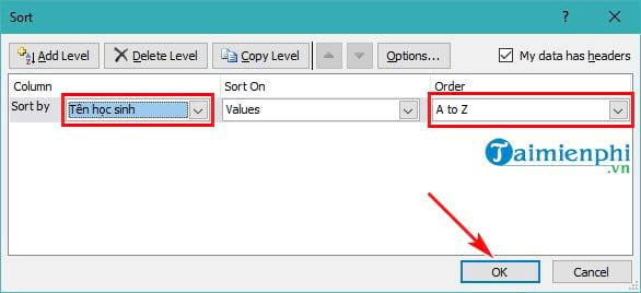 Guide to copy the data according to the letters in Excel 4