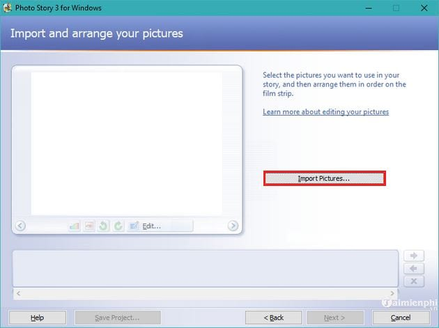 guide to using photo story 3 for windows 3