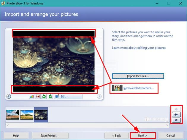 guide to using photo story 3 for windows 5