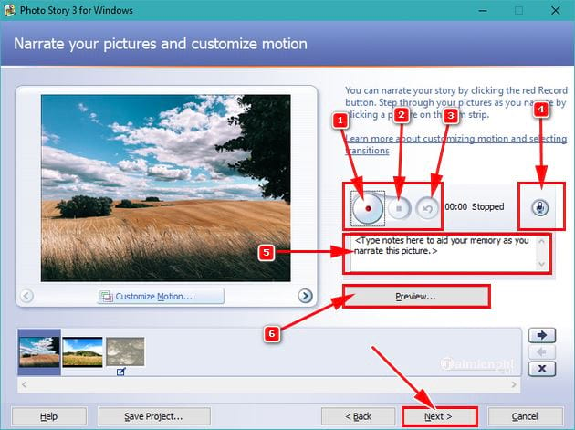 User photo story 3 for windows 8