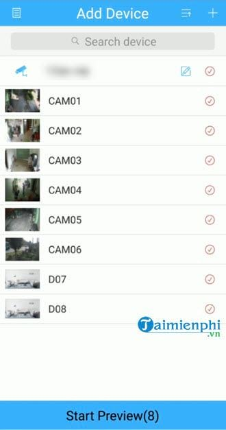 Guide to using Xmeye Camera Viewer 6