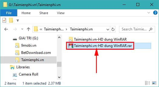 How to use Vietnamese language and file extension 4