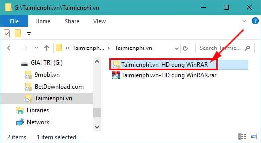 How to use Vietnamese language and file extension 10