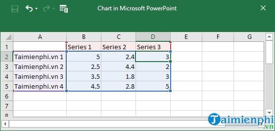 guide and delete data in powerpoint 5