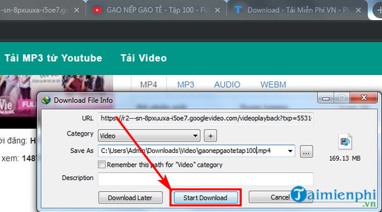 how to download youtube file download offline 7