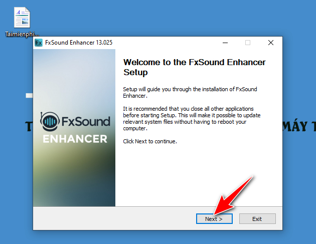 guide and install dfx audio enhancer 4