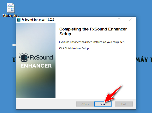 guide and install dfx audio enhancer 9
