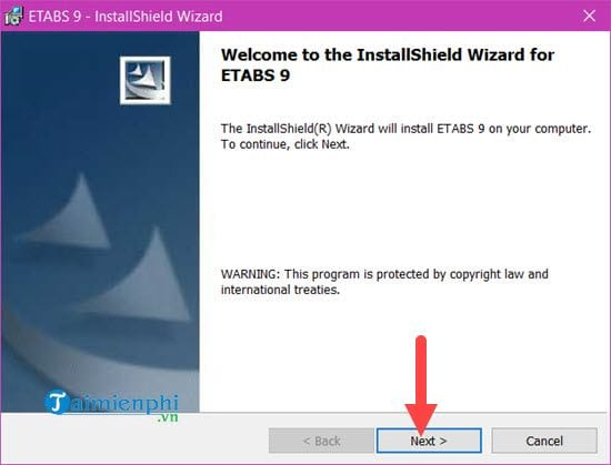 Guide and install etabs software updates 3