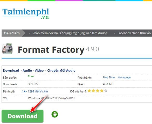 manual and format factory 4 9 0 2