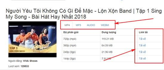guide to download video and mp3 my lover i don't have anything in mac 4