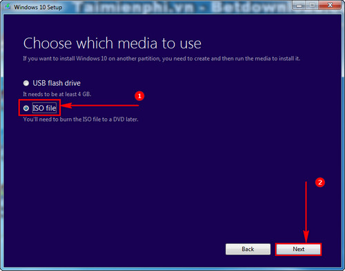 guide to download windows 10 iso through media creation tool 5