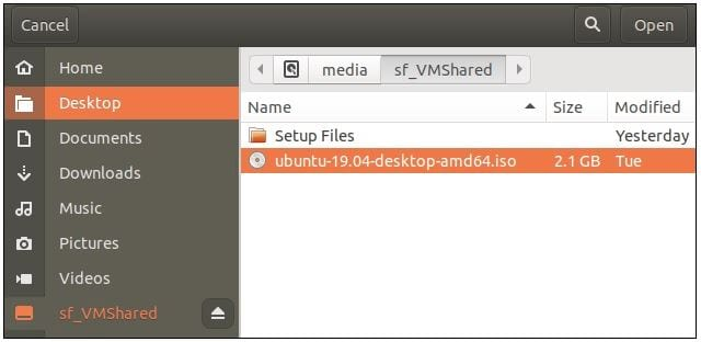 how to burn or burn iso files to usb on linux 4
