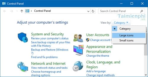 guide to fix the problem of windows 10 3
