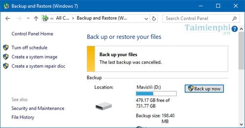 guide to fix the problem of windows 10 5