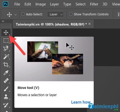 How to create and edit images in photoshop 21