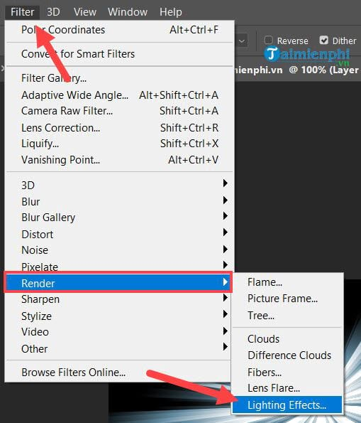 How to Create Light Weight in Photoshop 16